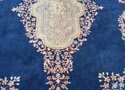 Elegante gran alfombra persa 300 x 400 cms