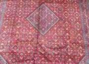 Fina  alfombra persa  mahal  3x 4 mts