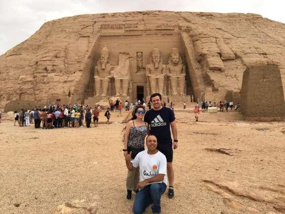 Egipto espectacular destino mágico! en luxor, egipto