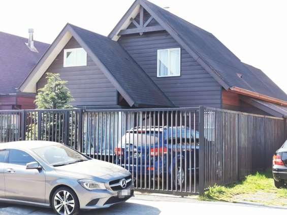 Se vende casa en valle volcanes