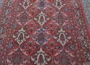 Antigua alfombra persa 210 x 153 cms