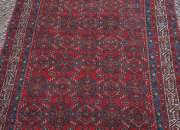 Antigua fina alfombra persa * 200 x 144 cms