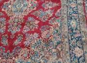 Bella antigua alfombra persa 280 x 210 cms