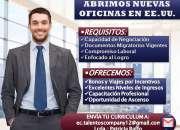 Oportunidad de empleo