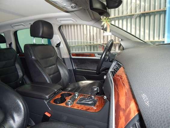 Fotos de Volkswagen touareg tdi 4wd 3.0 aut 2011 10