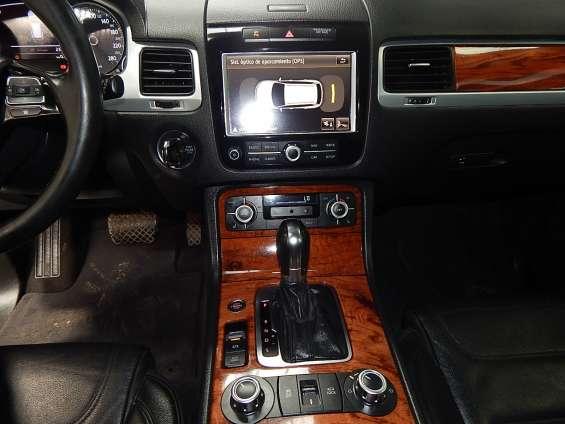 Fotos de Volkswagen touareg tdi 4wd 3.0 aut 2011 8