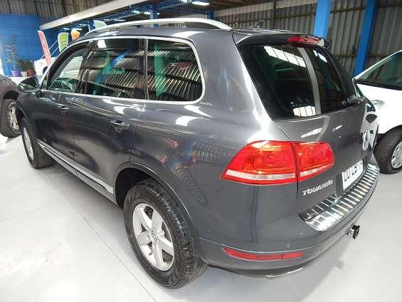 Fotos de Volkswagen touareg tdi 4wd 3.0 aut 2011 3