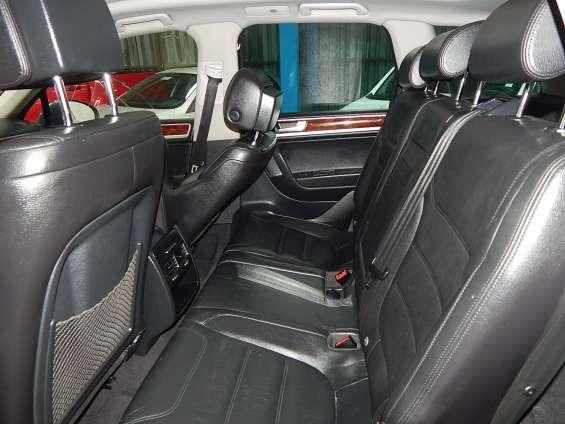 Fotos de Volkswagen touareg tdi 4wd 3.0 aut 2011 12