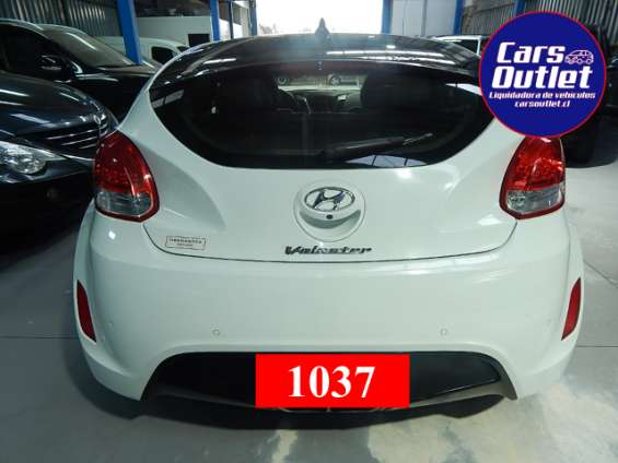 Fotos de Hyundai veloster gls 1.6 aut 2013 4