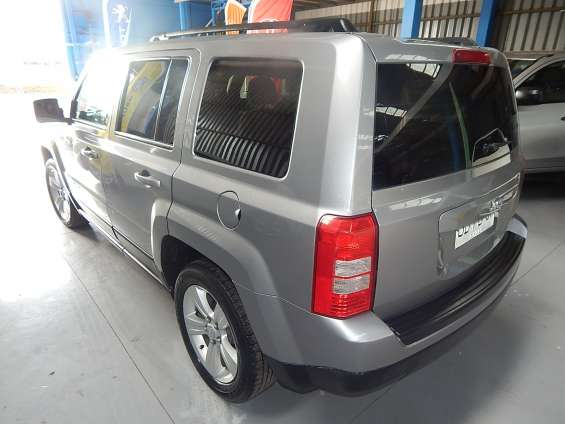 Fotos de Jeep patriot 2.4 2017 2