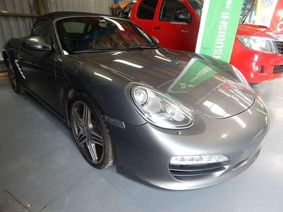 Fotos de Porsche boxster s 2010 2