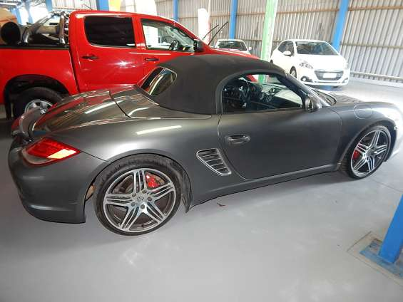Fotos de Porsche boxster s 2010 1