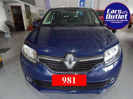 Renault symbol expression 1.6 2015