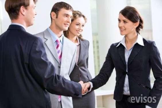 Vendedores ejecutivos jovenes sin limites de edad