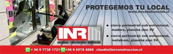 Protege tu local cortinas metálicas instalación completa