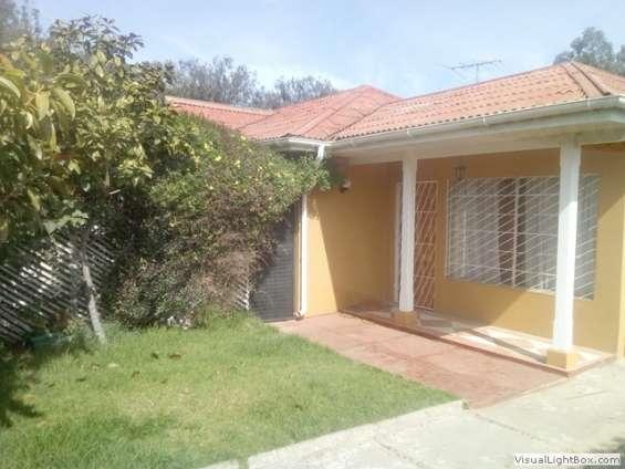 Casa en algarrobo - calle pucatrihue