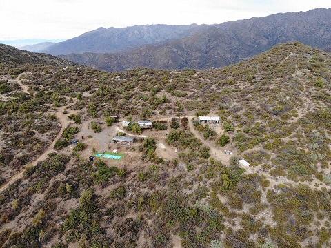 Caleu. 5700 m2. parcela única en reserva de la biosfera a 30 min de santiago