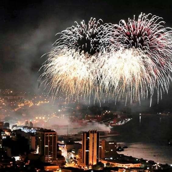 Año nuevo en valparaiso, arriendo diario apartamento amoblado, wasap 56958505612