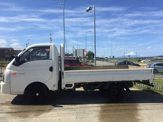 Se vende camión hyndai h-100