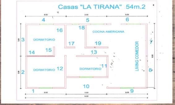 Planta kit básicos 54m.2