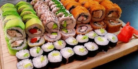 Curso chef sushi nivel básico