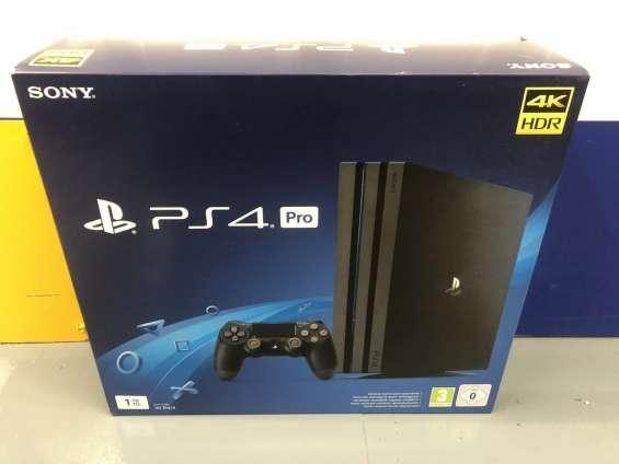 Nuevo playstation 4 pro 500gb en caja
