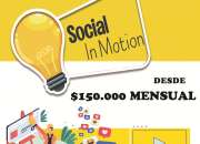 SOCIAL IN MOTION GESTION EN REDES SOCIALES