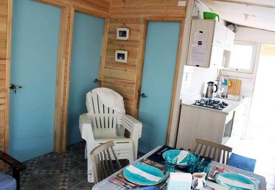 Arriendo linda cabaña playera en algarrobo norte