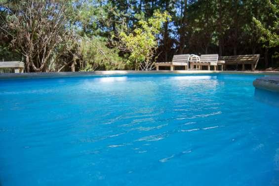 Cabañas en algarrobo, naturaleza, tranquilidad y seguridad, piscinas...