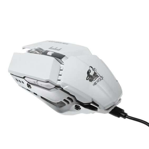 Fotos de Mouse gamer inalambrico recargable led 3