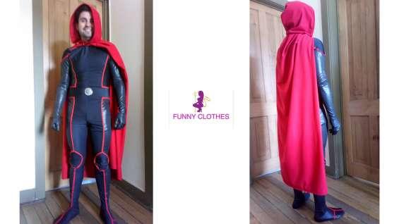 Confección de disfraces en alta costura