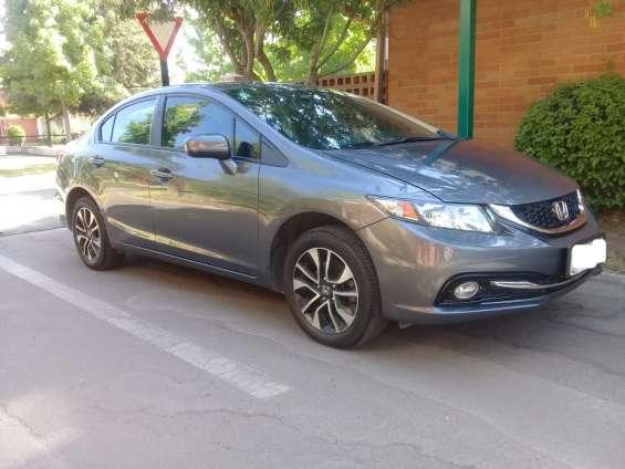 Honda civic 2015 exl automatico cuero tope
