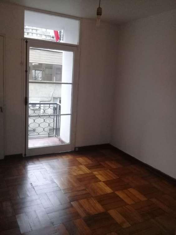 Amplio departamento 1 dormitorio santiago centro
