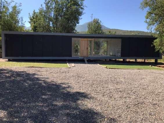 Caleu moderna casa nueva 5.000/120 mts 3 dorm en suite