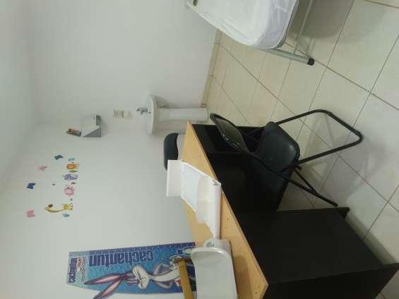Box pediatría