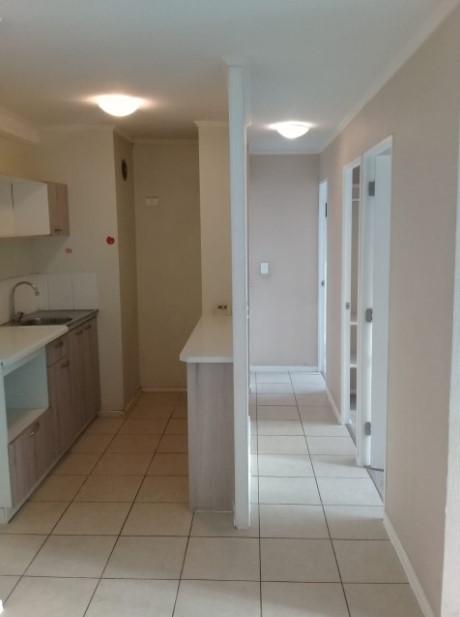 Amplio departamento 3 dormitorios, 1 baño. quinta normal