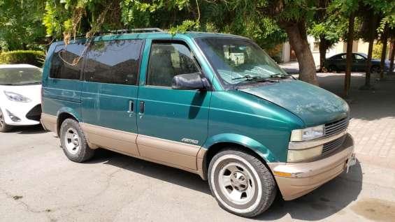 Chevrolet astro van 4.3 ls 190 hp