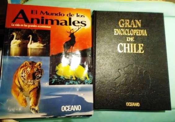 Enciclopedia de chile completa