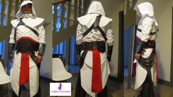 Confección de disfraces alta costura