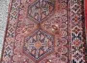 Antigua alfombra bidjar ( persa) 120 x 160 cms