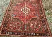 Antigua alfombra persa - 60 - 80 años
