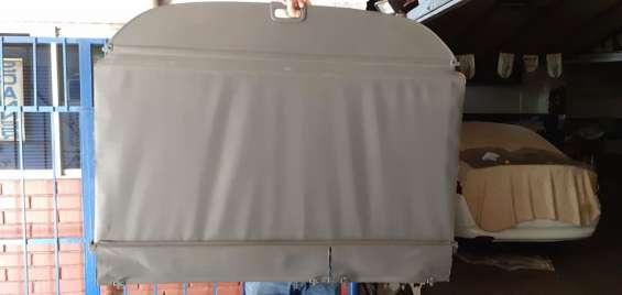 Cubre maleta mitsubishi montero sport