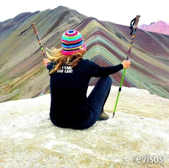 Montaña de colores en peru