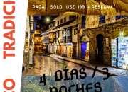 Oferta de viaje a Cusco Peru