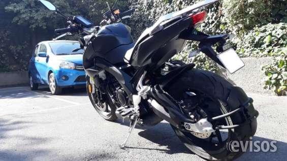 Vendo moto loncin cr9 lx650