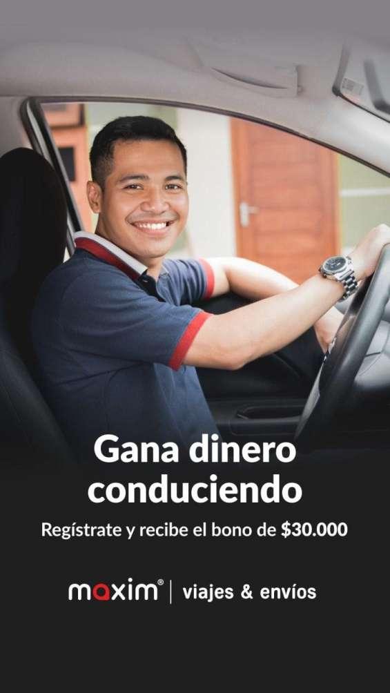Gana y conduce